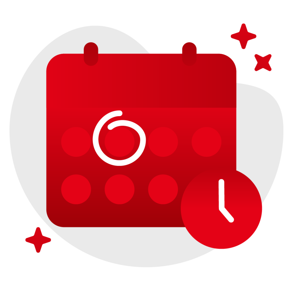 same day appointments icon